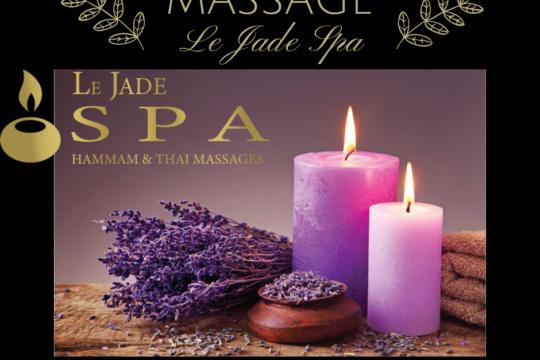 les bienfaits de massage- le jade spa