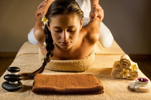 Traditionnel-Thai-massages-sans-huile